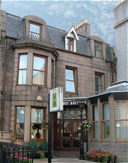 Albert Hotel Peterhead